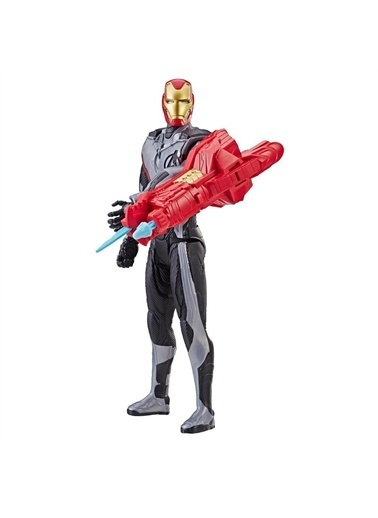 Hasbro Avengers Endgame Titan Hero Iron Man Figür Renkli